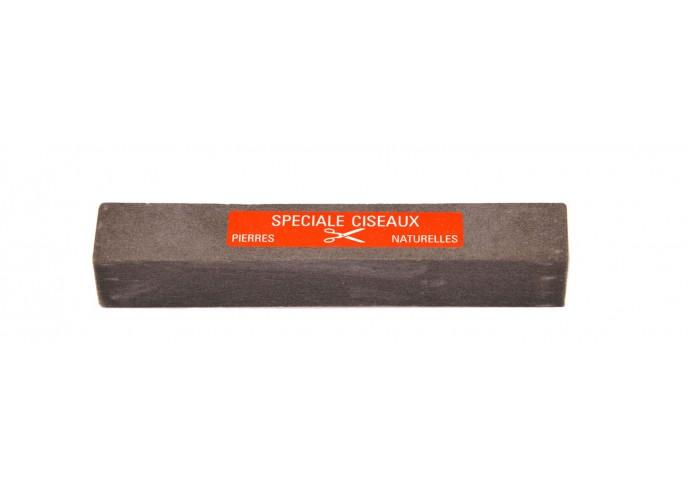Natürlichen Schleifsteine. Nützlich für glatte Schere