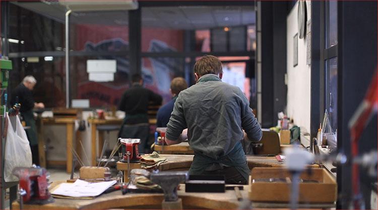 Atelier Couteliers Coutellerie de Laguiole Honoré Durand
