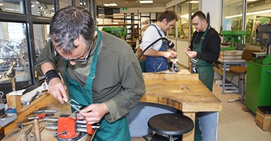 Knifemaking courses
